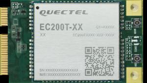 Das neue Quectel LTE-Cat.4-Modul EC200T-Mini-PCIe für IoT