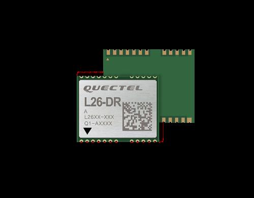 Quectel L26-DR GNSS-Modul