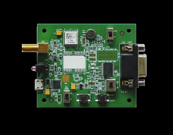 Quectel L76 EVB-Kit für GNSS-Applikationen
