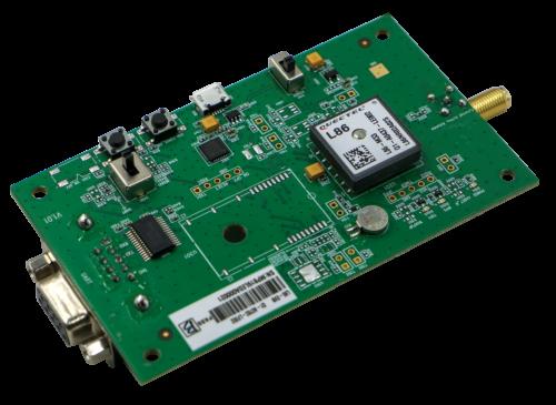 Quectel L86 EVB-Kit für GNSS-Applikationen