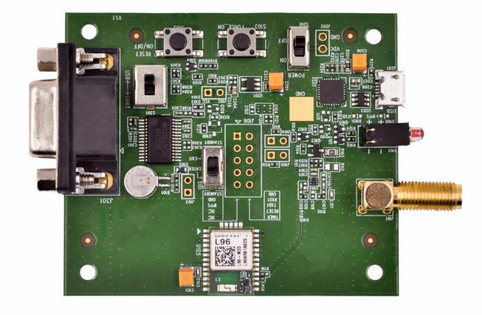 Quectel L96 EVB-Kit für GNSS-Applikationen