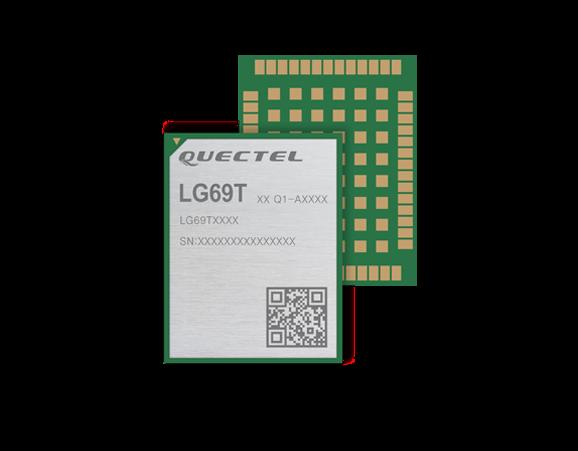 High-end-RTK-GNSS-Modul LG69T für Positioning