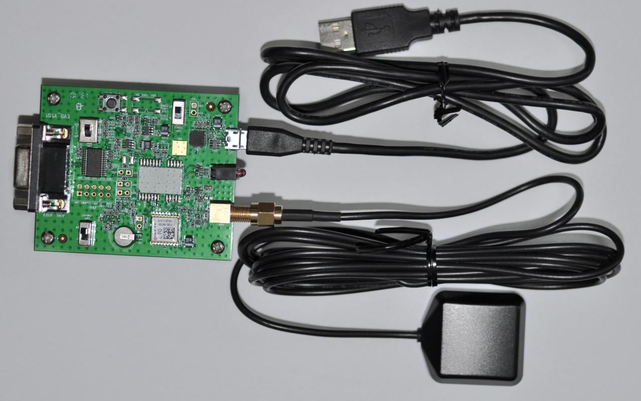 Quectel L70EVB-KIT für GNSS-Anwendungen