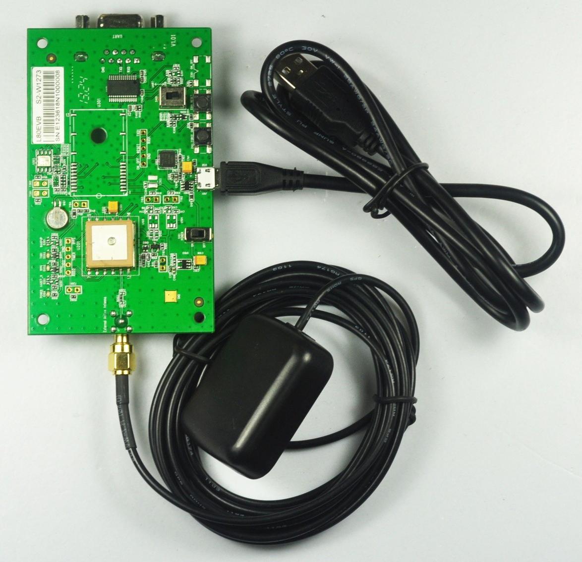 Quectel L80 EVB-KIT für GNSS-Anwendungen
