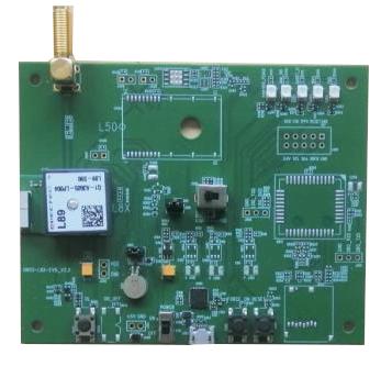 Quectel L89H EVB für GNSS-Anwendungen