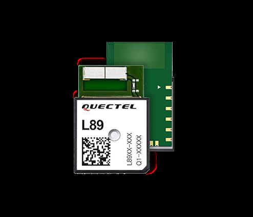 Quectel L89 GNSS-Modul für IoT-Applikationen