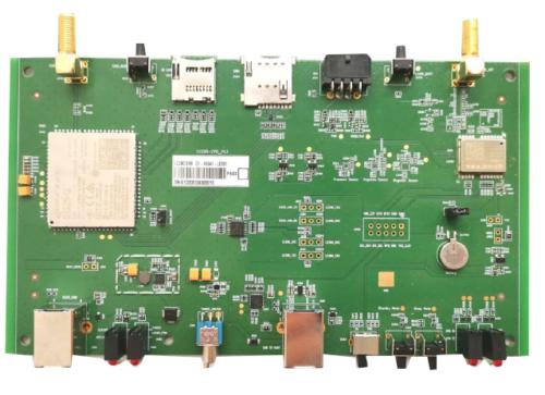 Quectel GNSS LC29D EVK für IoT-Applikationen