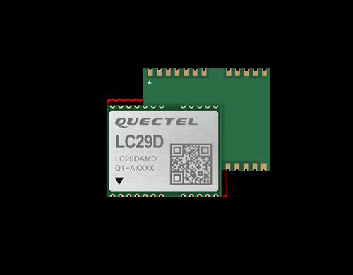 Quectel LC29D GNSS-Modul für IoT-Applikationen