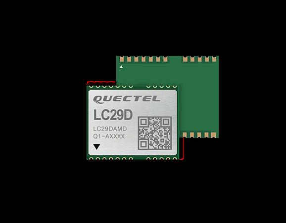 LC29DCEK GNSS-Modul von Quectel