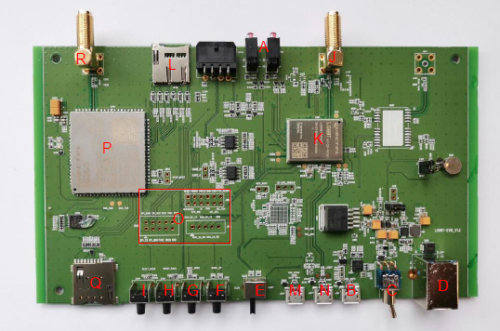 Quectel LG69T EVB KIT für GNSS-Anwendungen