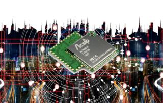 AI7697H WiFi-BLE-Modul mit ARM Cortex-MCU
