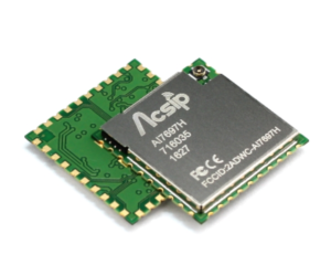 AI7697H WiFi-BLE-Modul mit ARM Cortex-M4F-MCU