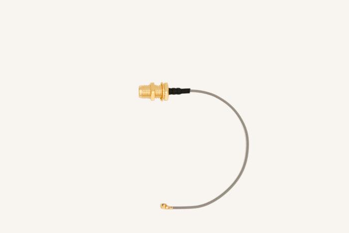 Pigtail-Verbindungskabel TM-SMA85MHF-1.13MM-100MM
