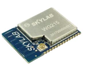 WiFi- und Bluetooth-Kombi-Modul WG215 von Skylab
