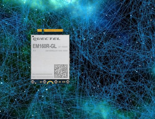 Smartes M.2-Modul mit Band 43-Unterstützung für intelligente Netzwerke