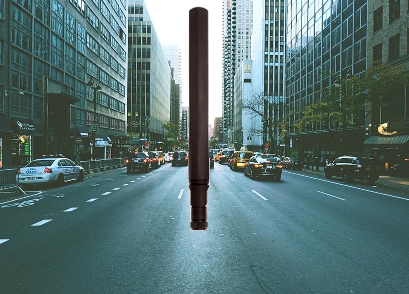 tekmodul mit neuen high-performance 5G-Antennen