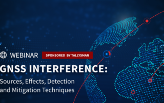 GNSS-Interferenzen diskutieren im Live-Webinar