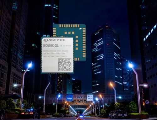 Extrem kompaktes IoT-Modul BC660K-GL für Asset Tracking und Smart Metering