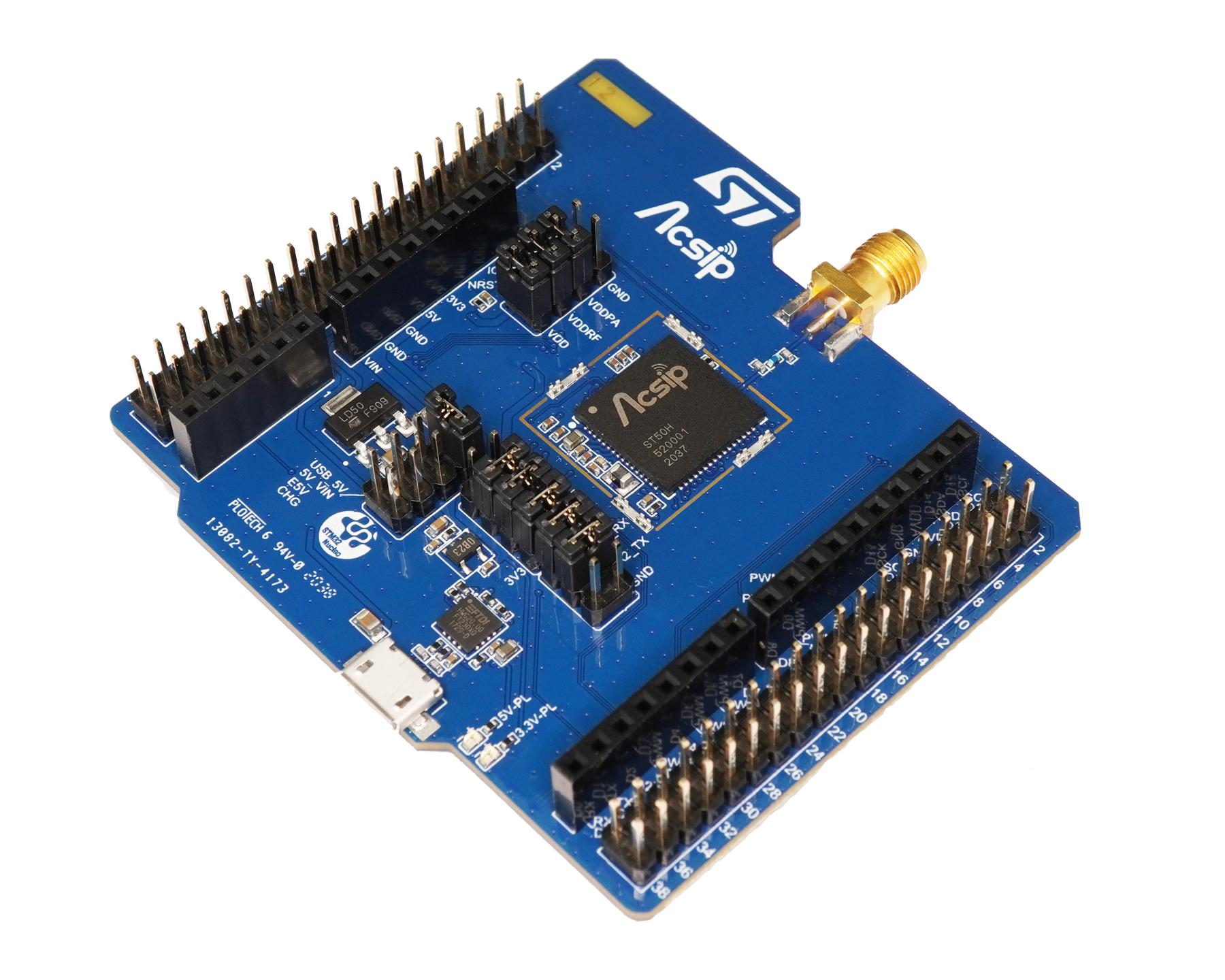 EK-ST50H LoRA 868 MHz-Evaluation-Kit