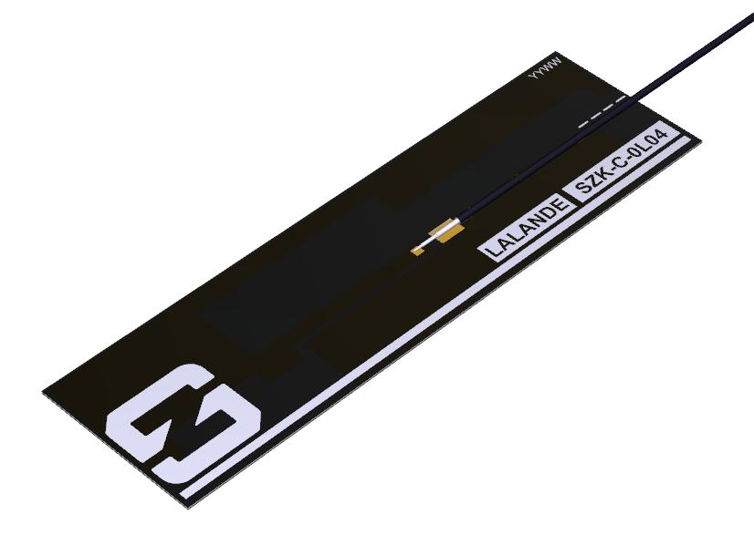 FPC-Antenne Lalande für LTE-Applikationen