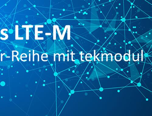 NB-IoT vs. LTE-M – Die Live-Webinare-Reihe mit tekmodul
