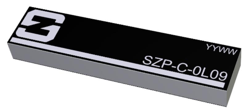 SMD-Corner-Mounted Antenne Procyon von Synzen