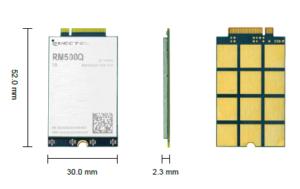 Neue RM50xQ-AE-Serie für 5G IoT-Applikationen