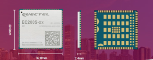 EC200S-EU LTE-Modul von Quectel