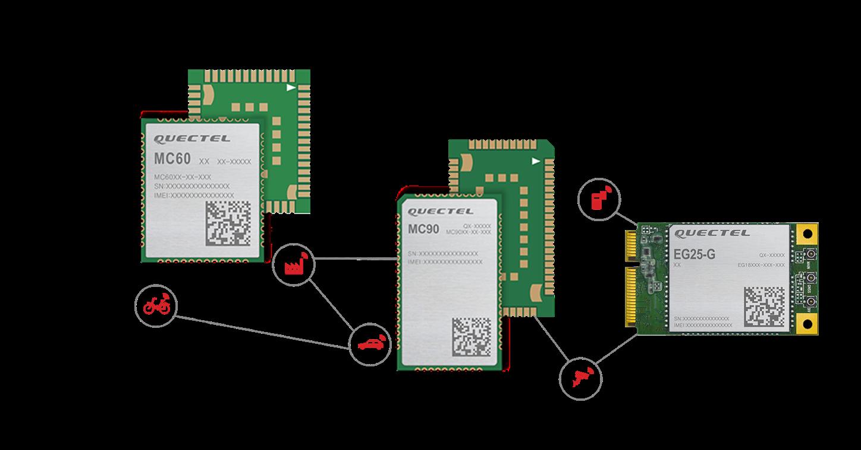 Quectel-Funkmodule erhalten neue Hardware