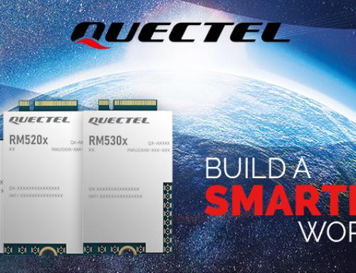 Zweite 5G-Modul-Generation von Quectel – RG520x, RM520x und RM530x
