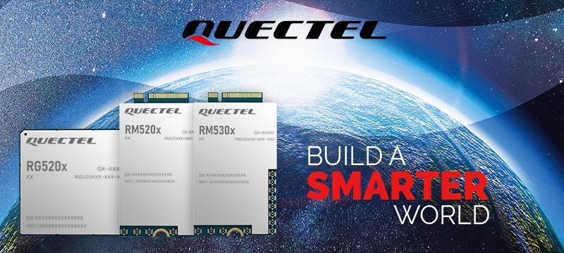 Neue 5G-New-Radio-Module von Quectel