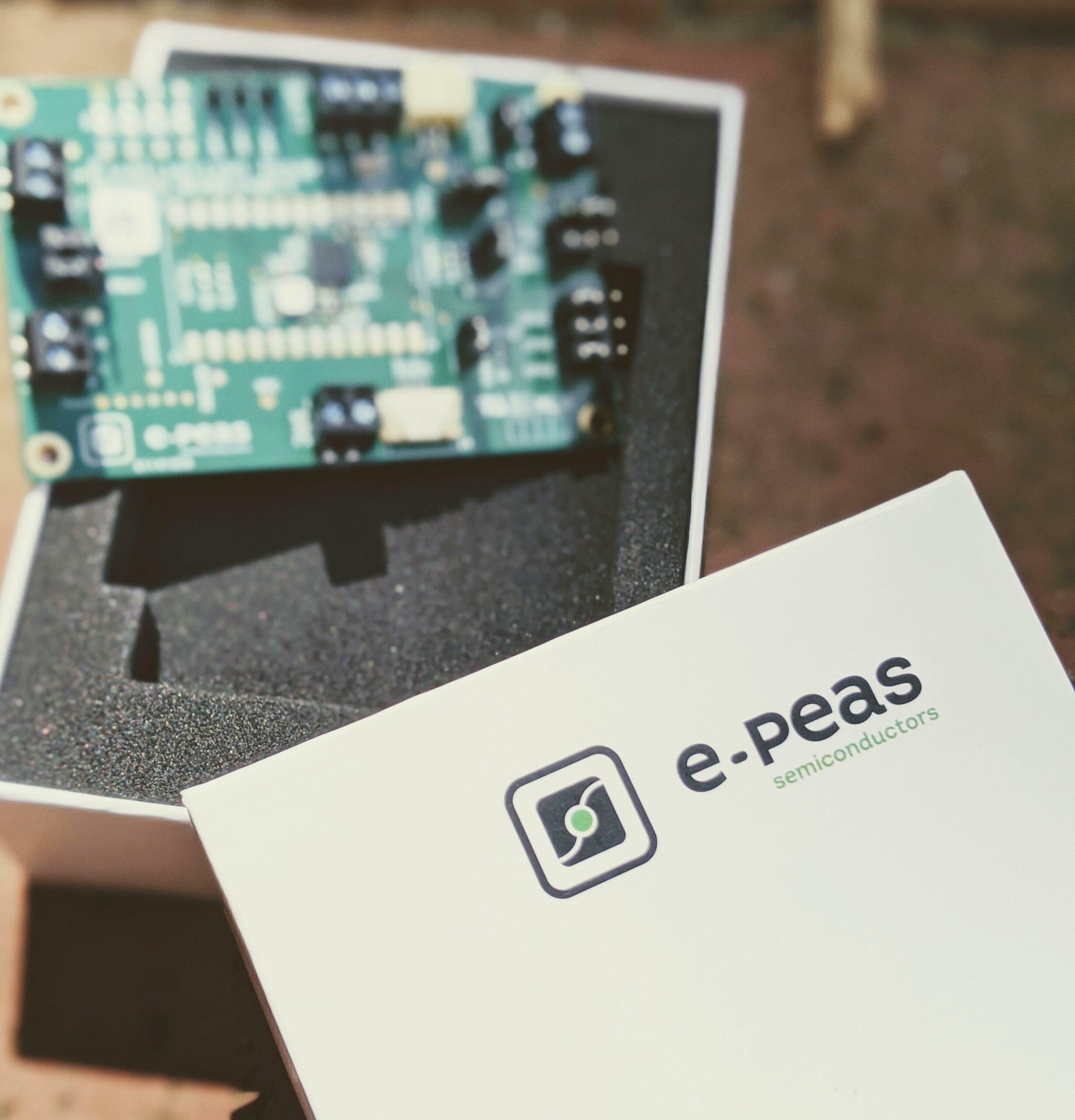 EVK10941 von e-peas richtig einstellen
