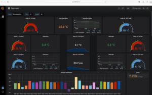 NeoMesh-Netzwerk für Heizkosten Monitoring