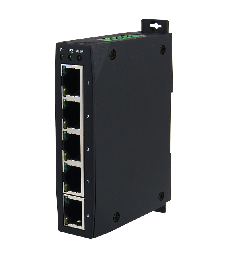 EH3005 Slim-Type Unmanaged Switch