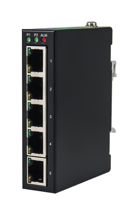 EH3305 Slim-Type Unmanaged Switch