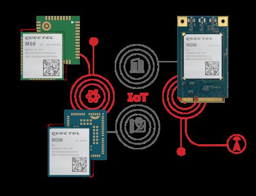 Produktänderungen bei Quectel-Modulreihen M66 und BG96 + Firmware Updates