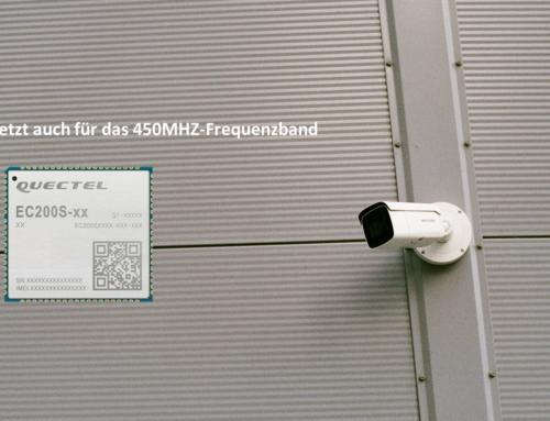 Neues Cat 1-Modul EC200S von Quectel: Jetzt auch als 450MHz-Version für Smart Grid!