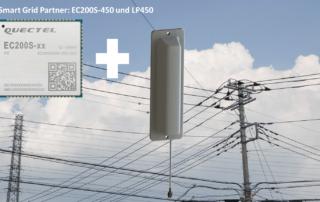 450MHz Devices EC200S und LP450