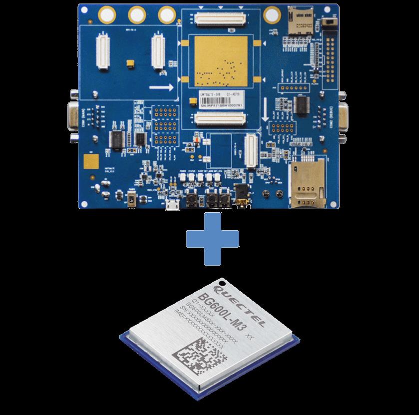 BG600L-M3 Development Kit