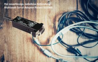 Bluetooth Serial Adapter Parani-SD1000