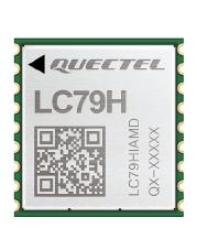 LC79H GNSS Modul von Quectel