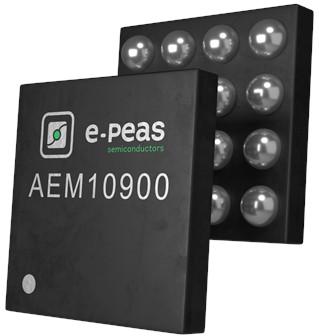 AEM10900-QFN28 Solar PMIC