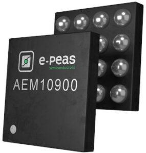 AEM10900 Solar PMIC von e-peas