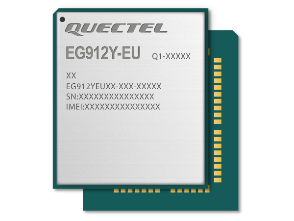 EG912YEUAA-N06-SNNSA von Quectel