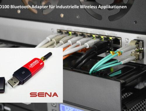 Bluetooth USB Adapter Parani-UD100 von Sena für industrielle Anwendungen