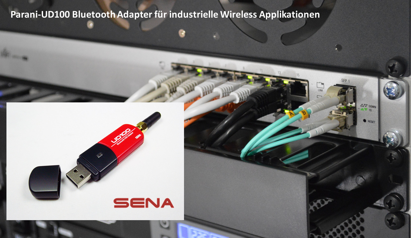 Parani-UD100 Bluetooth USB Adapter