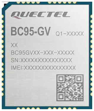 BC95GVBA-I01-CNASA von Quectel