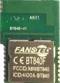BT840F Bluetooth Modul