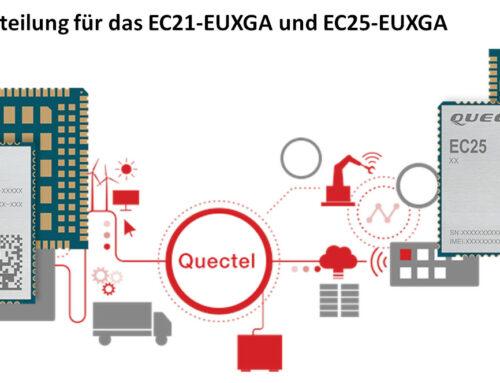 Produktänderungen bei Quectel – Alternativ-Produkte bereits erhältlich