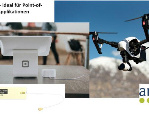 Flexible FPC-Antenne für kompakte LTE- und 5G-Geräte – Antenova Lutosa